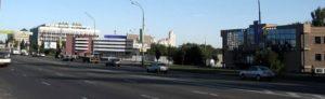 ГСК Волоколамское шоссе