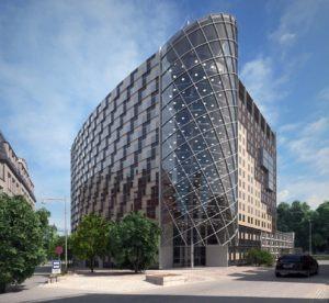 Гаражный комплекс с офисами в Медведково