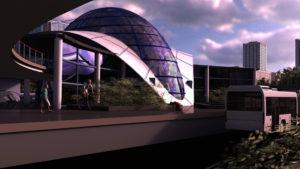 Проект транспортного узла
