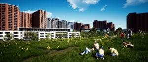 Градостроительная концепция застройки